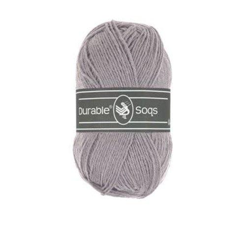 Durable Durable Soqs 421 Lavender Grey