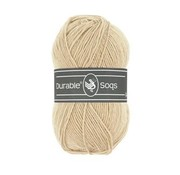 Durable Durable Soqs 423 Cream Tan
