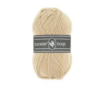 Durable Durable Soqs 423 Cream Tan