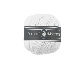 Durable Durable Macramé 310 White