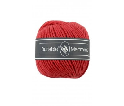 Durable Durable Macramé 316 Red