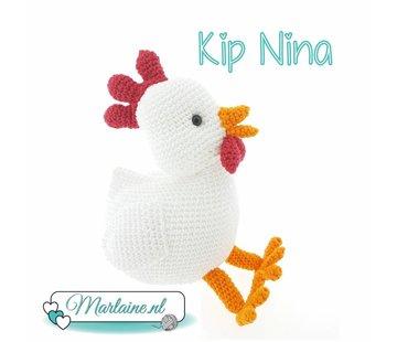 Marlaine Haakpatroon Kip Nina Download