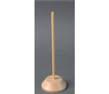 Poppenstandaard Hout 20,5cm