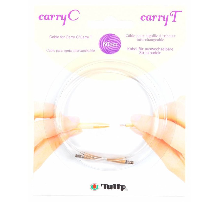 Tulip Kabel voor Carry C / Carry T 60cm