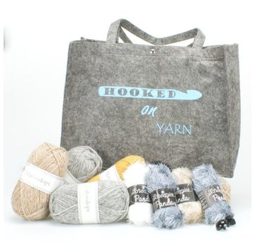 Marlaine Projecttas Hooked On Yarn