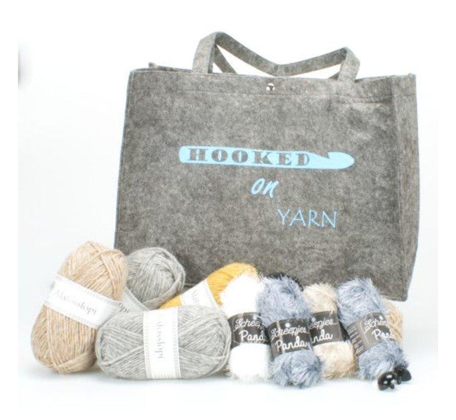 Projecttas Hooked On Yarn