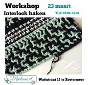 Workshop Interlock Haken - Colours of Life