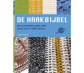 Haakbijbel Softcover - Sarah Hazell