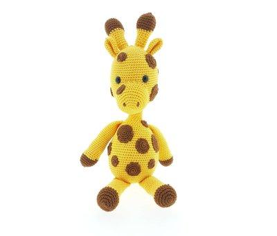 Marlaine Haakpakket Giraffe Jazz XL Marlaine's grote vrienden