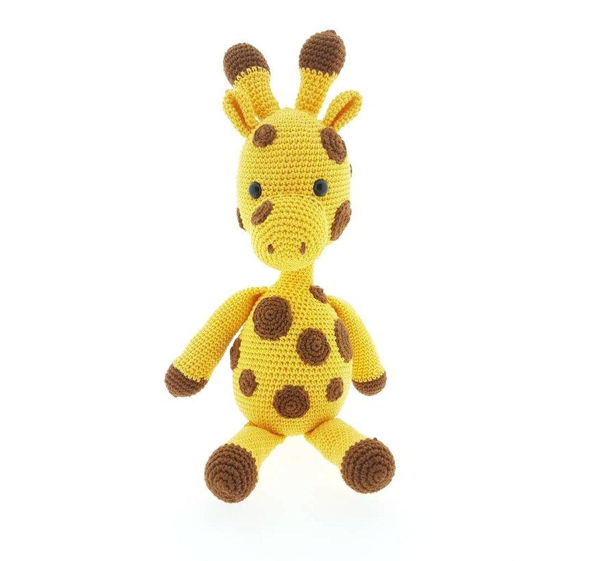 Haakpakket Giraffe Jazz XL Marlaine's grote vrienden