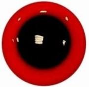 Huismerk Veiligheidsoogjes Rood