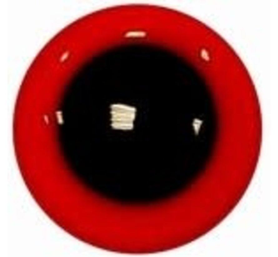Veiligheidsoogjes Rood