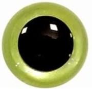 Veiligheidsoogjes Pearl Green 6mm
