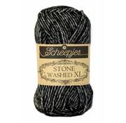 Scheepjes Scheepjes Stonewashed XL 843 Black Onyx