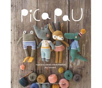 Uitgeverij Pica Pau - Yan Schenkel