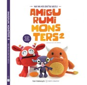 Uitgeverij Amigurumi monsters 2 - Joke Vermeiren