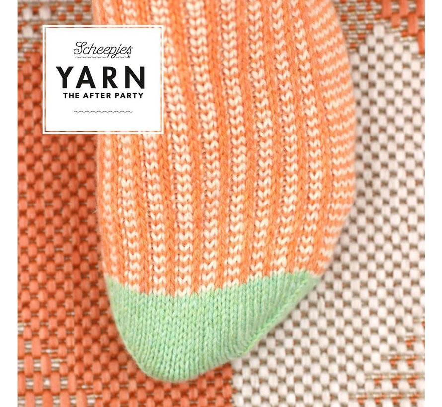 Yarn the After Party NO.53 Twisted Socks