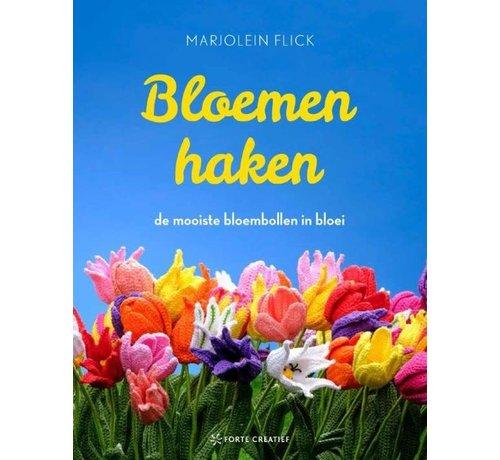 Uitgeverij Bloemen haken - Marjolein Flick