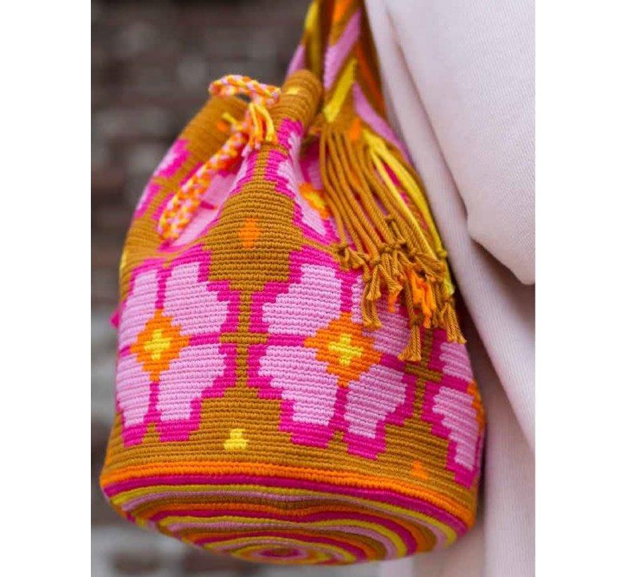 Wayuu Mochilas haken - Rianne de Graaf