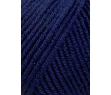 Lang Yarns Lang Yarns Merino 120 035 Navy Blauw