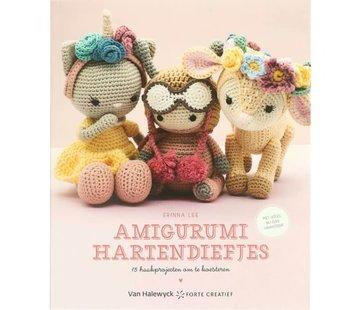 Uitgeverij Amigurumi hartendiefjes - Erinna Lee