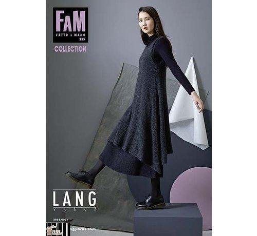 Lang Yarns Lang Yarns FaM Fatto a Mano 255 collection