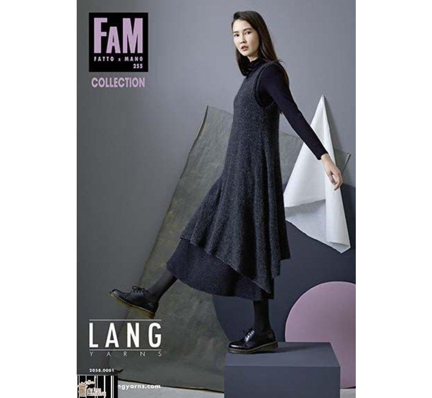 Lang Yarns FaM Fatto a Mano 255 collection