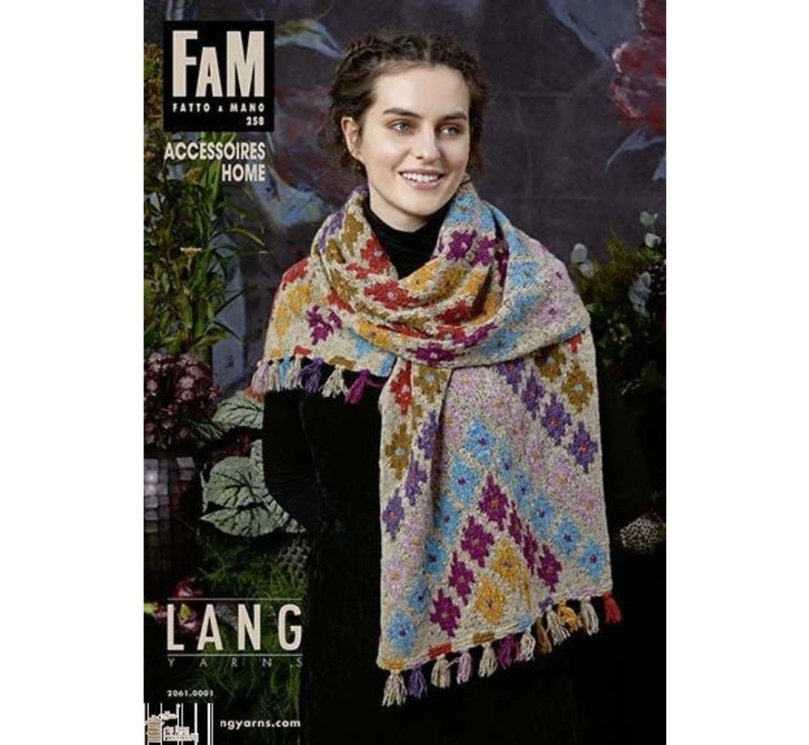 Lang Yarns FaM Fatto a Mano 258 accessoires