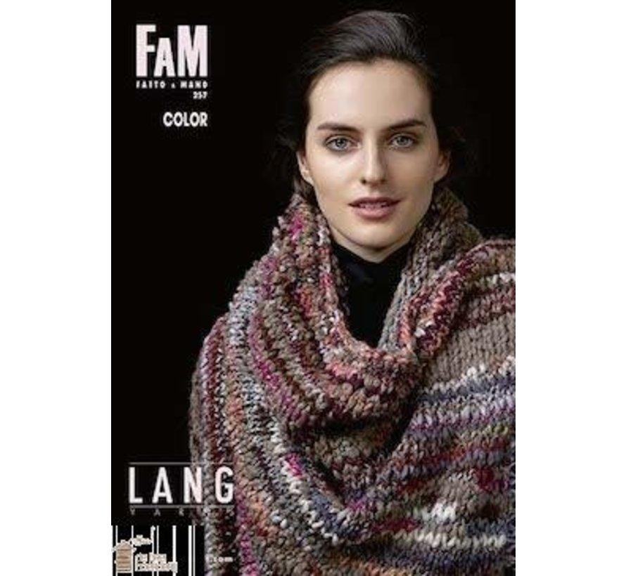 Lang Yarns FaM Fatto a mano 257 color