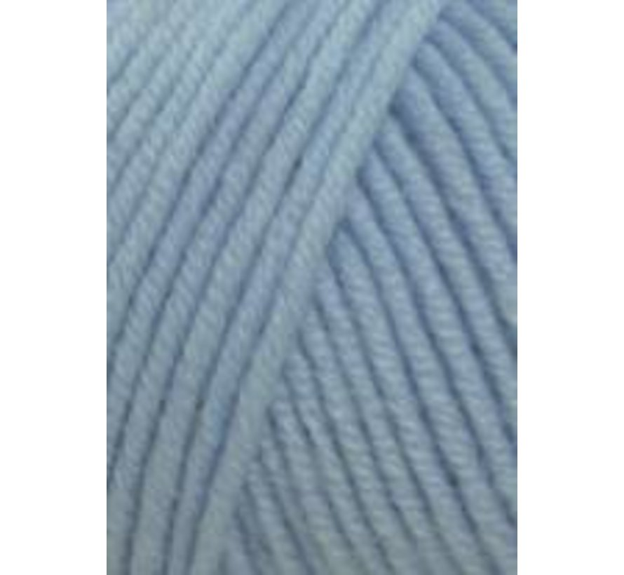 Lang Yarns Merino 120 020 Licht Blauw