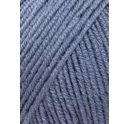 Lang Yarns Lang Yarns Merino 120 021 Kleur: Licht Jeans Blauw