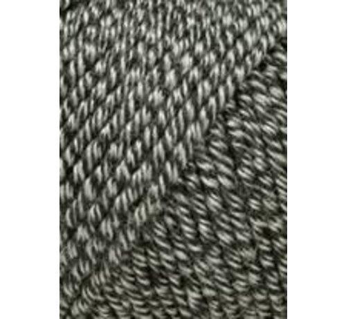 Lang Yarns Lang Yarns Merino 120 055 Zwart / beige mouliné