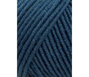Lang Yarns Lang Yarns Merino 120 133 Staal Blauw