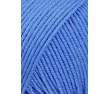 Lang Yarns Lang Yarns Merino 120 206 Midden Blauw