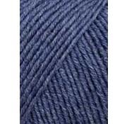 Lang Yarns Lang Yarns Merino 120 234 Kleur: Donker Jeans melange