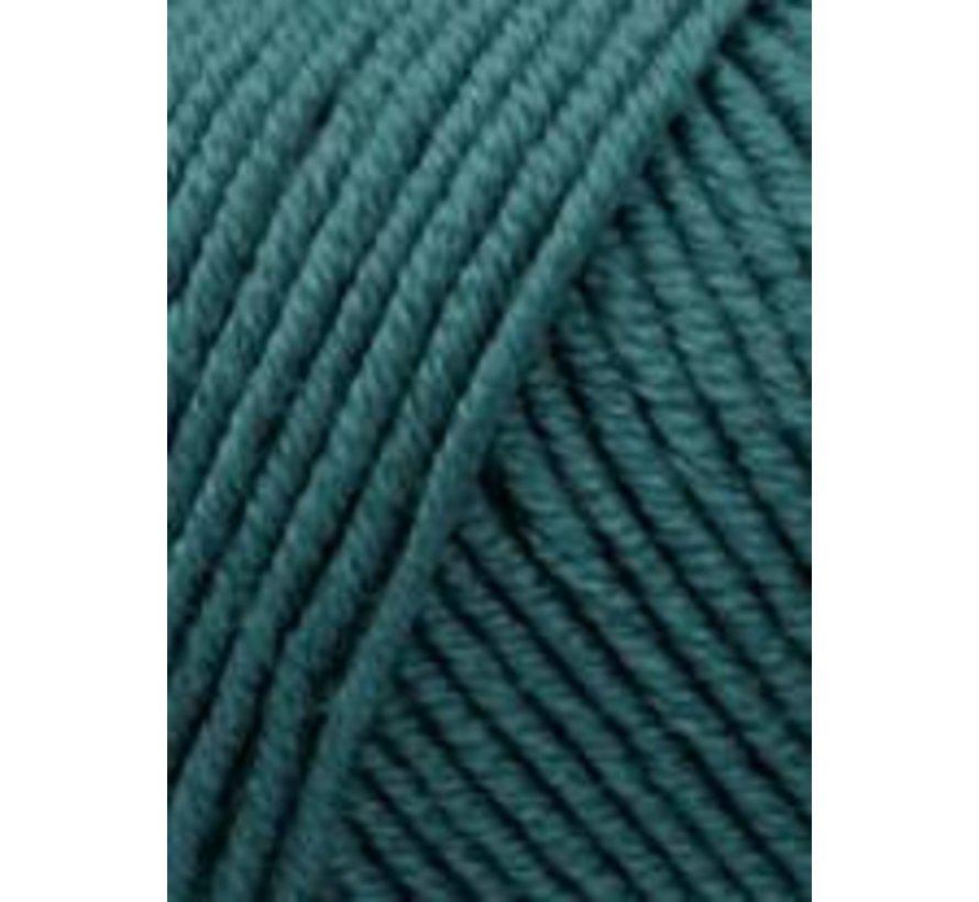 Lang Yarns Merino 120 272 Donker Turquoise