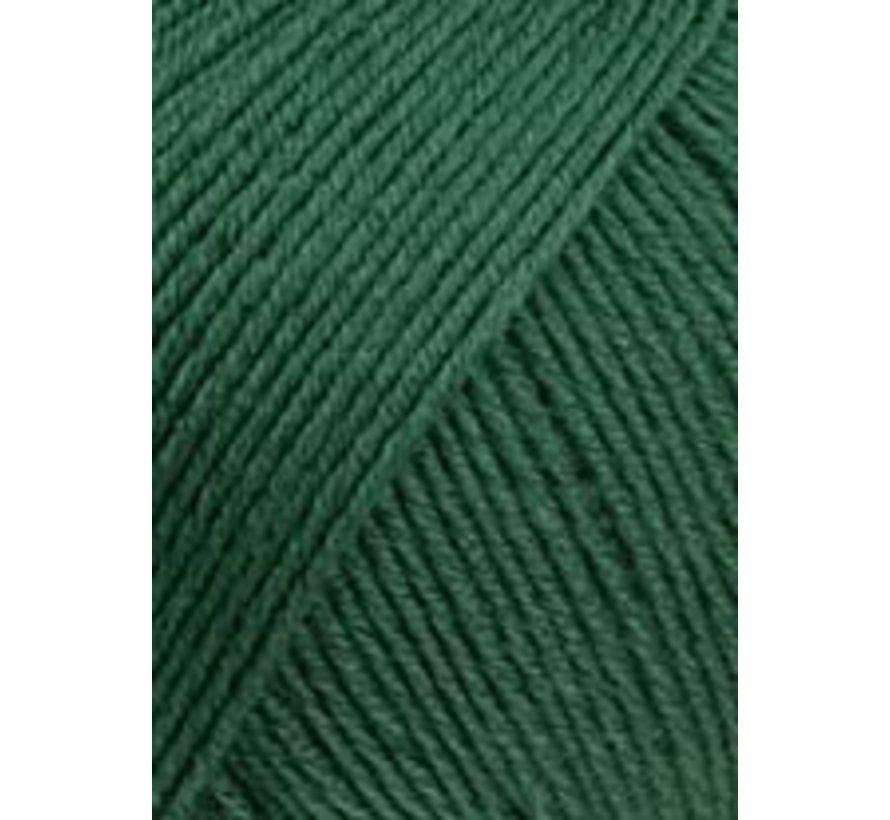 Lang Yarns Merino 120 318 Donker Groen