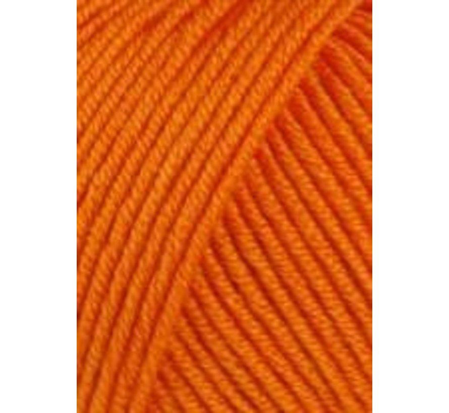 Lang Yarns Merino 120 459 Oranje