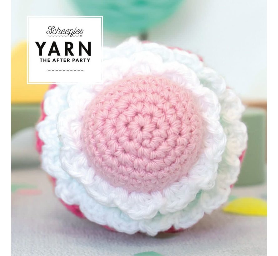 YARN the After Party NO. 56 Ice cream rattle