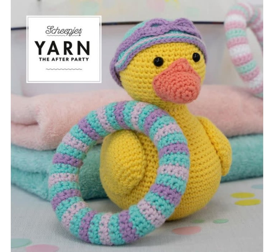 YARN the After Party NO. 57 Bathing Duck