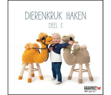 Uitgeverij Dierenkruk haken Deel 3 - Anja Toonen