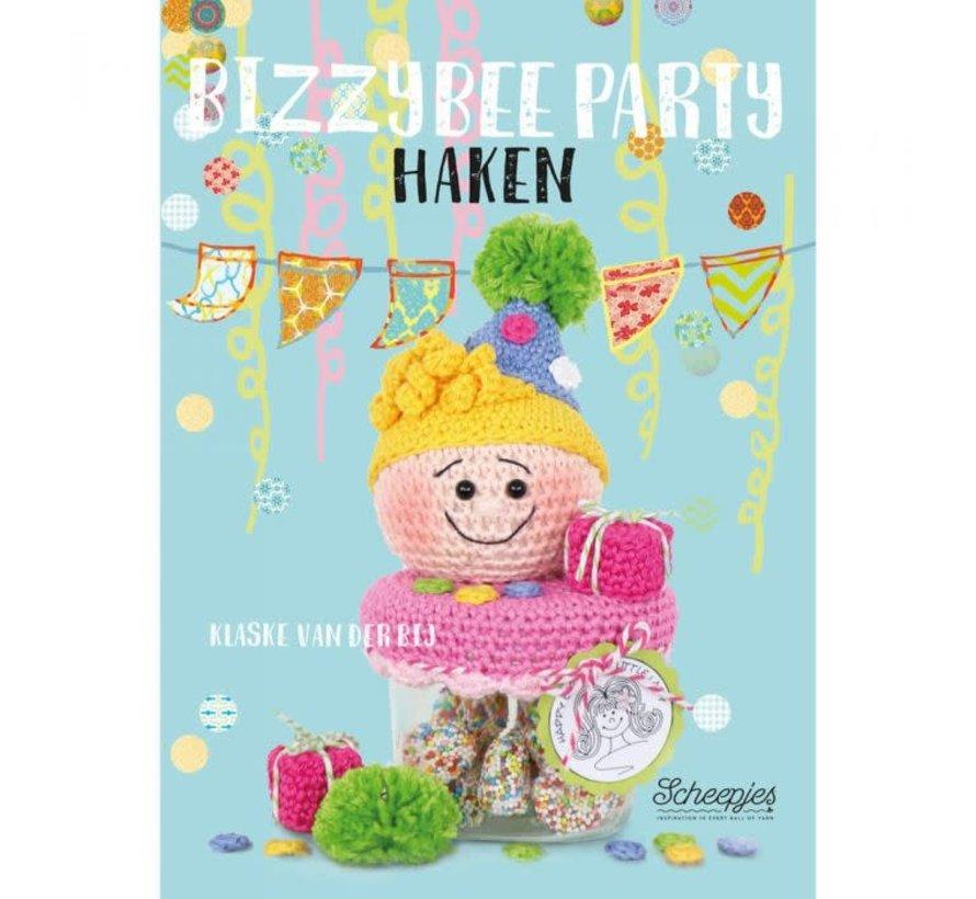 Bizzybee Party Haken - Klaske van der Bij