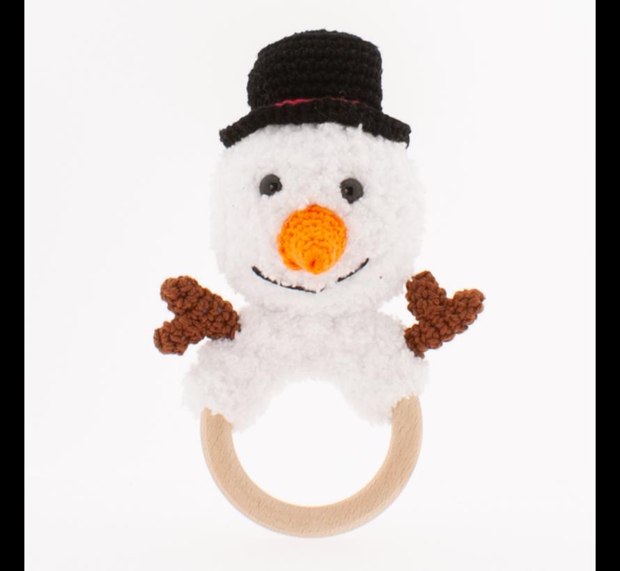 Haakpatroon Sneeuwpop Olaf Boekje