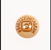 Knoop #babiesofinstagram 20mm