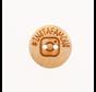 Knoop #Instafamous 20mm 3 stuks