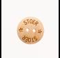 Knoop Stoer 20mm - 3 stuks