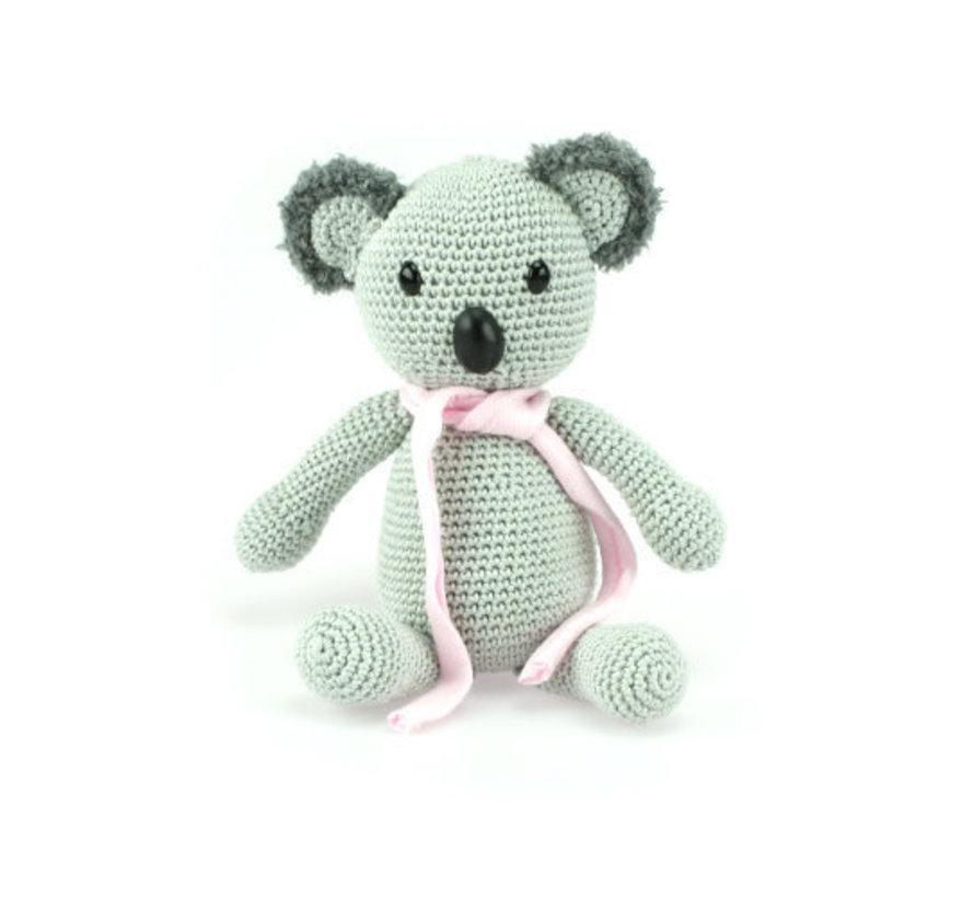Haakpakket Koala Ivy XL - Marlaine's Grote Vrienden