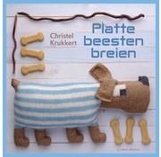 Uitgeverij Platte beesten breien - Christel Krukkert
