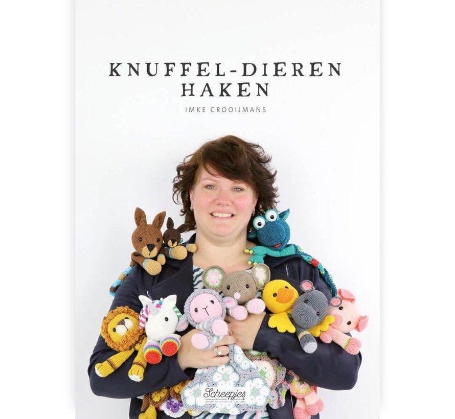 Haakpakket Knuffel-Eend - Knuffel Dieren Haken