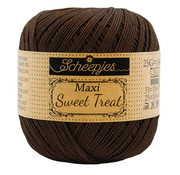 Scheepjes Scheepjes Maxi Sweet Treat 162 Black Coffee